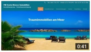 Immobilien Torrevieja Video