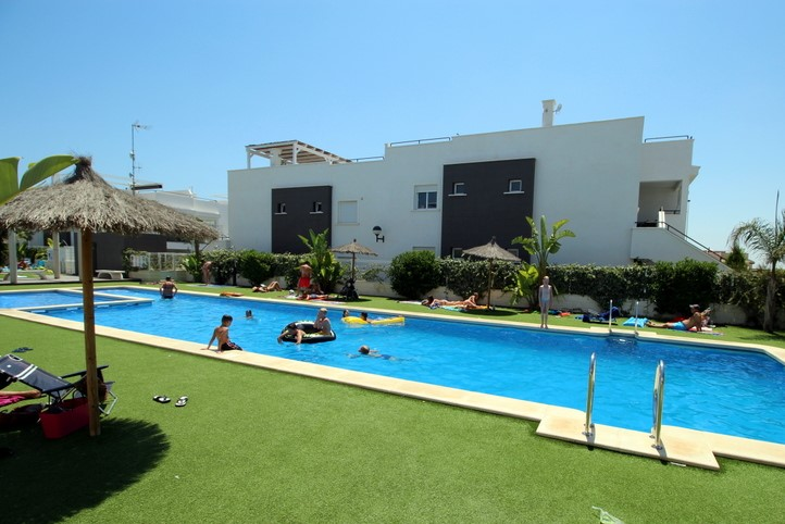 Ferienapartment Residenical Vistabella SPA  in La Mata