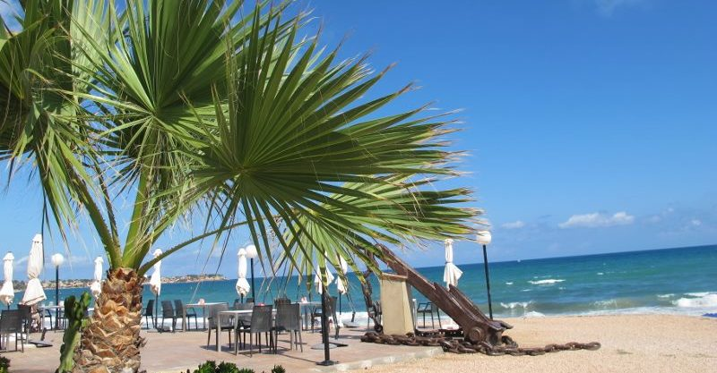 "Ferienapartment ""Shiva"" zwischen dem Meer & den Golfplätzen gelegen."